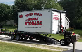 We Deliver | Mobile Storage Services