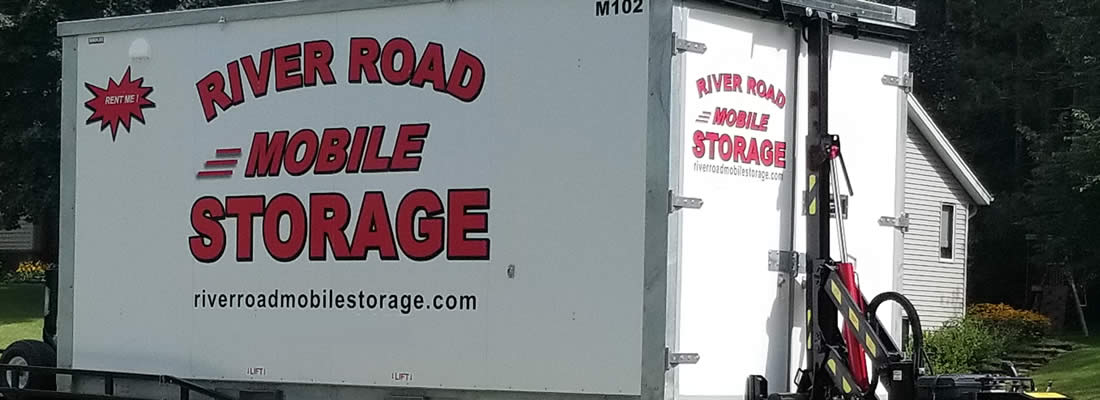 River Road Mobile Storage Services Wisconsin